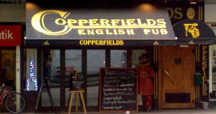 Copperfields English Pub