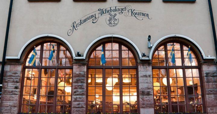 Restaurang Kvarnen Stockholm