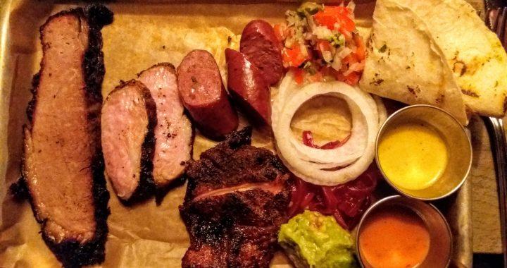 TGNAD - Austin Food Works BBQ platter